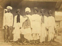 Group of students from the Government Normal School, Madras 4663